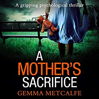 A Mother's Sacrifice audiobook cover art