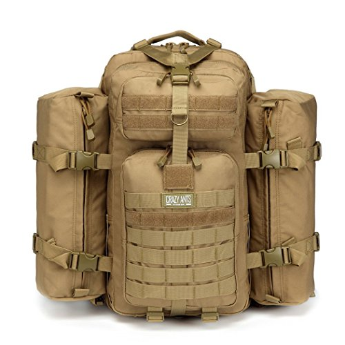 CRAZY ANTS Military Tactical Backpack