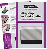 dipos I 2X Schutzfolie klar kompatibel mit Huawei MatePad T10s Folie Bildschirmschutzfolie