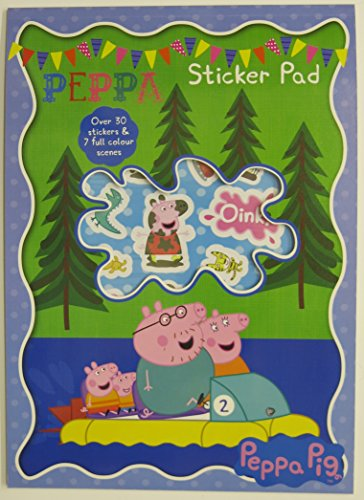 Anker PESTP Peppa Pig Bloc d'autocollants