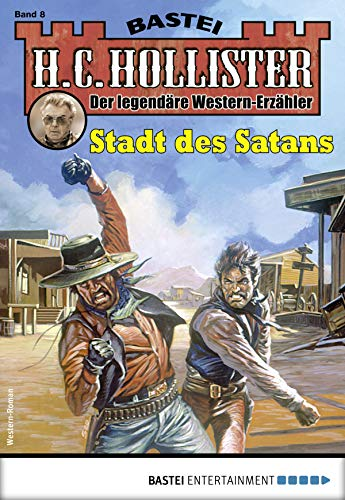 H.C. Hollister 8 - Western: Stadt des Satans