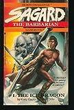 The Ice Dragon (Sagard the Barbarian Gamebook)