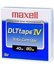 Maxell DLT-IV - Cinta Virgen (40/80 GB, 6 Mbit/s)