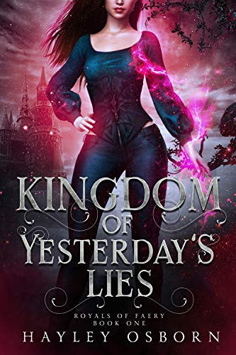 Book Cover for Kingdom of Yesterdays