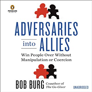 Adversaries Into Allies audiobook cover art