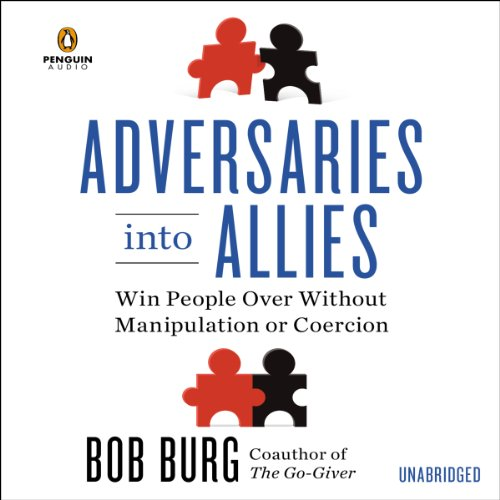 Adversaries Into Allies cover art
