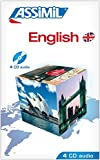 Assimil English - Learn English for French / Spanish / Italian / Dutch / German / Arabic speakers - 4CD's