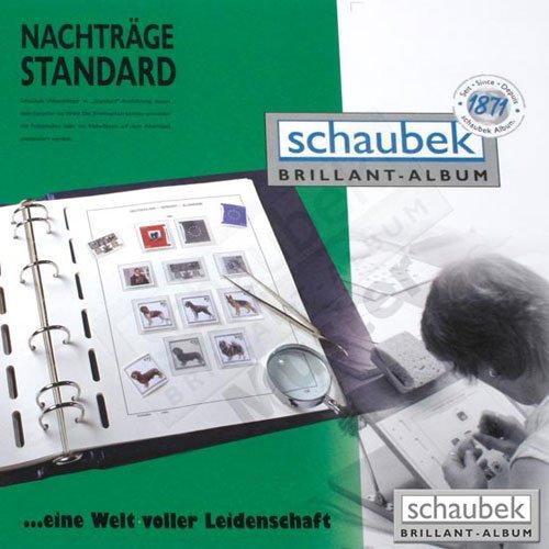 Schaubek Standard Titelblatt Deutschland TB620