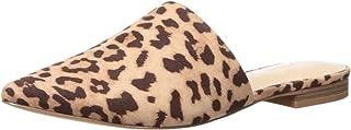 The Drop Women's Frankie Pointed Toe Flat Mule Slide