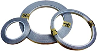Brown Dog Gadgets - Maker Tape - 1/4th Inch x 65 Feet (Pack of 5 Rolls)