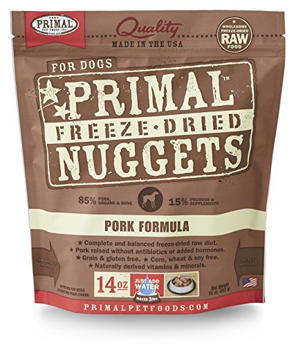 Primal Freeze Dried Formula Nuggets Grain-Free Pet Food