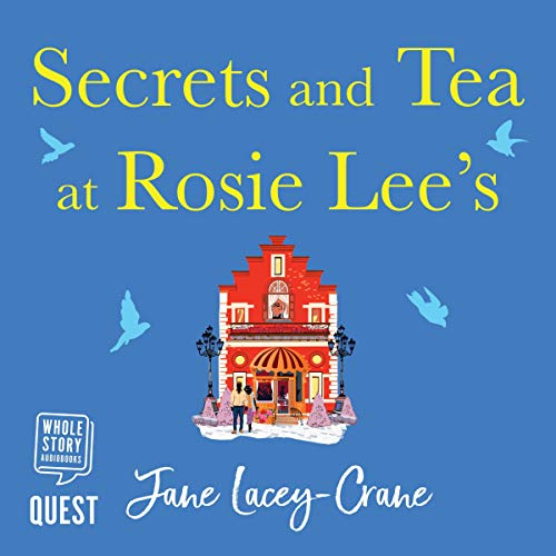 Secrets and Tea at Rosie Lee's cover art