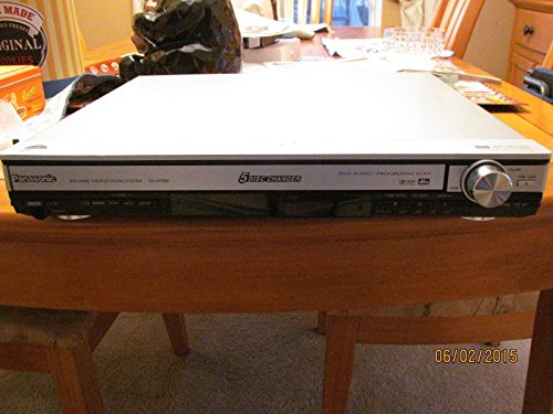 Review Of PANASONIC SA-HT690 - 450 Watts Home Theater Receiver w/ 5 Disc DVD Player/Changer
