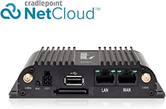 Cradlepoint COR-IBR650B-LP4-NA 4G LTE w/ 3G Fallback Router: Indoor Enterprise AT&T, Verizon Certified