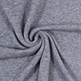 Strickstoff Kai von Swafing, meliert, dunkelblau (ab 25cm x