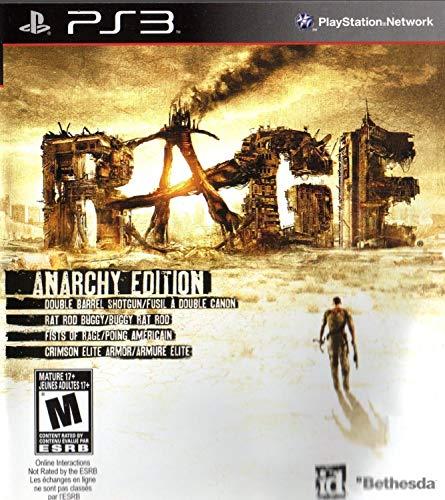 Rage Anarchy Edition - Playstation 3 (輸入版)