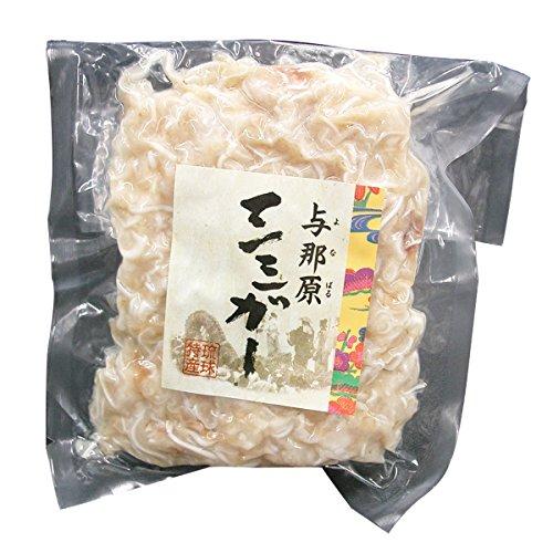 与那原 ミミガー 中華風味 300g×1P カネマサミート コリコリ食感の豚の耳の皮 ピリ辛中華味 おつまみにおすすめ