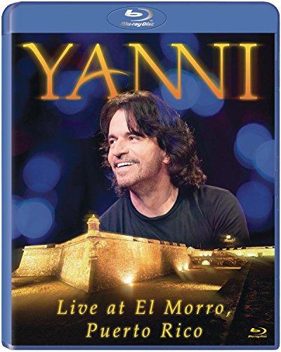 Yanni - Live at El Morro, Puert Rico [Alemania] [Blu-ray]