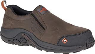 Merrell Jungle Moc ESD Comp Toe Work Shoe Wide Width Men's