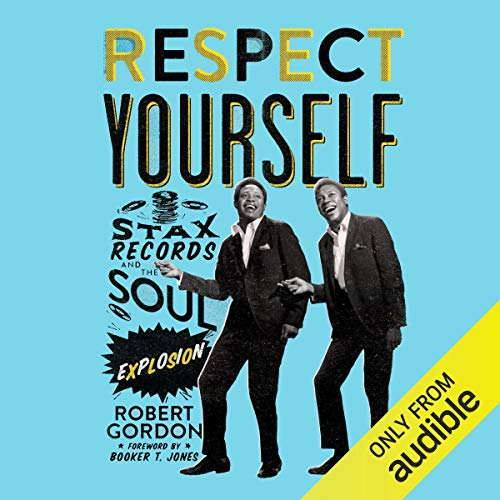 Respect Yourself audiobook cover art