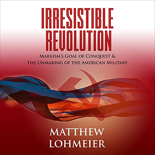 Irresistible Revolution cover art