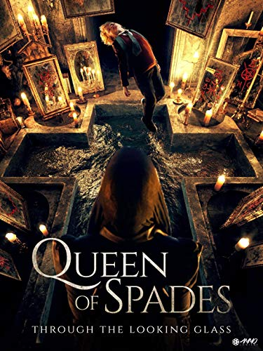 Queen of Spades: Through The Looking Glass