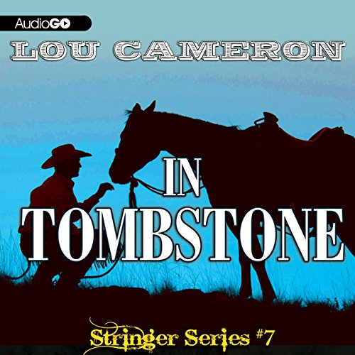 Stringer in Tombstone audiobook cover art