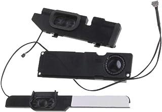 Almencla — Alto-falante interno esquerdo e direito para MacBook Pro A1278 preto