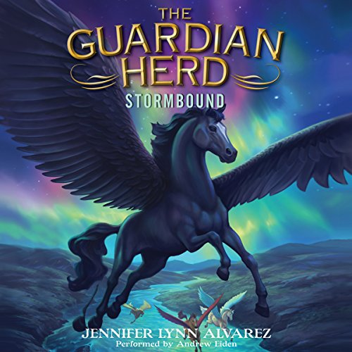 The Guardian Herd: Stormbound audiobook cover art