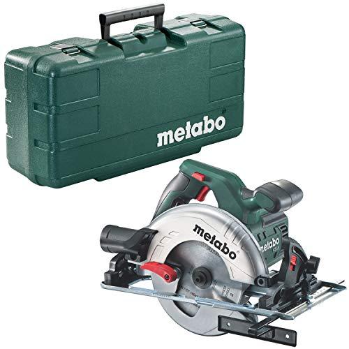 Metabo 6.00855.00 Handkreissäge KS 55 Aktion, 1200 W, 240 V, Schwarz, Grün, Rot, Silber