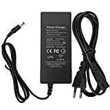 EVTSCAN 42V 2A Scooter Battery Charger Portable Reusable Charger Suitable for Electric Skateboard Vehicle(2A(US Standard))