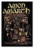 Amon Amarth Posterfahne Thor | 1027