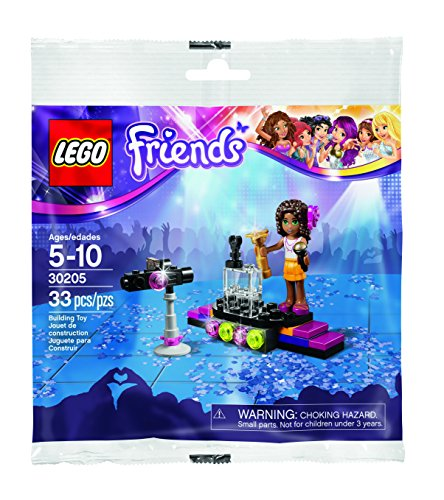 Lego Friends 30205 - Star de la Pop Red Carpet