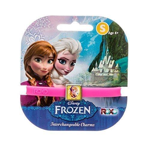 Disney Frozen: 1 Charm Roxo Band (Petit, Rose, Anna) [Jouet]