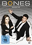 Bones - Season Five [6 DVDs] - Emily Deschanel