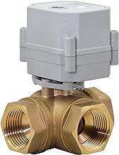 Best three way brass ball valve Reviews