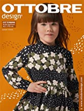 Ottobre Design magazine - issue 4/2018 - sewing patterns for children's clothing