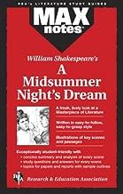 MAXnotes Literature Guides: Midsummer Night's Dream