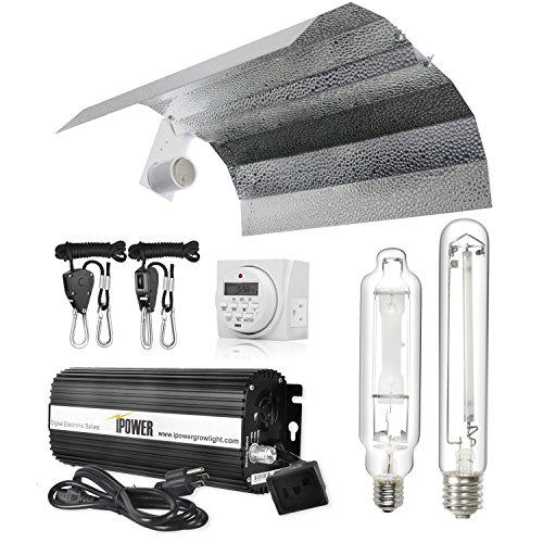 IPOWER 600 Watt HPS Grow Light Kit