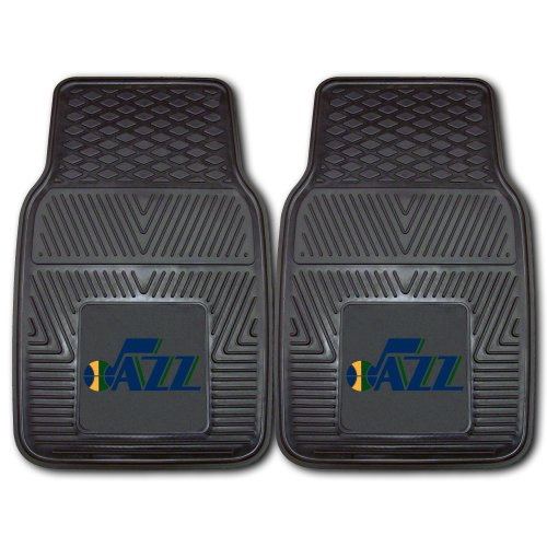 Fan matts for your car with Utah Jazz logo gift idea