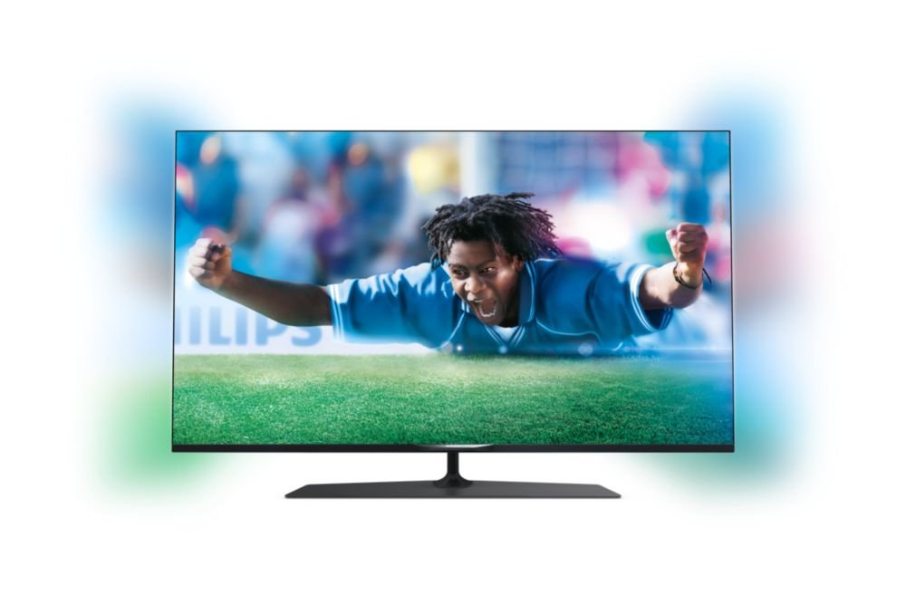 Philips Televisor Smart LED 4K Ultra HD ultraplano 49PUS7809 - Tv Led 49 49Pus7809 Ambilight Uhd 4K, 3D, Wi-Fi Y Smart Tv: Amazon.es: Electrónica