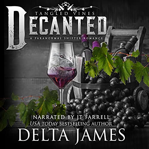 Decanted: A Paranormal Shifter Romance cover art