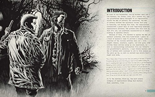 Supernatural. The Men Of Letters Bestiary: Winchester Family Edition