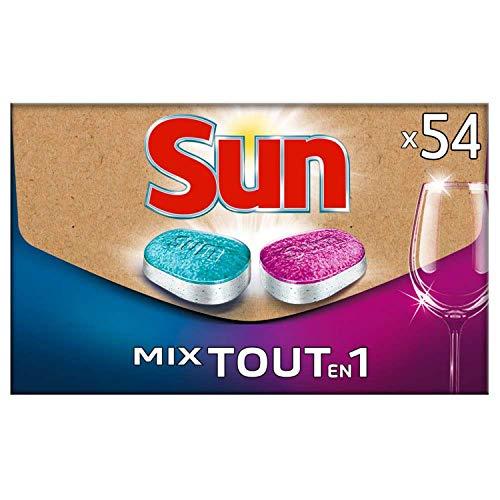 petit un compact Lave-vaisselle Tablette SunMix Expert All-In-1 Format écologique pratique, livraison directe…
