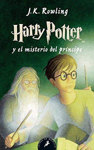 Harry Potter y el misterio del prncipe: Harry Potter y el misterio del principe - Paperback