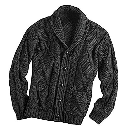 100% Irish Merino Wool Aran...