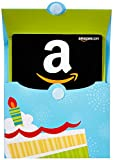 Amazon.com Gift Card in a Birthday Reveal