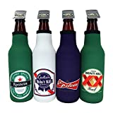 Epstein Didn't Kill Himself Coolies - AWESOMETIVITY Insulated Cooler Sleeves with Zipper and...