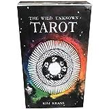 LHJY The Wild Unknown Tarot Cards Deck Volle Englische Tarot Guidance Fate Divination Prophecy Brettspiel Spielkarte Für Die Familie