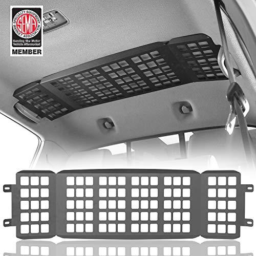 Hooke Road Tacoma Overhead MOLLE Panel Storage Compatible...